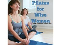 Small Pilates classes starting Wed 15th Feb