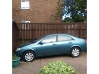 CHEAP NISSAN PRIMERA QUICK SALE !!!!