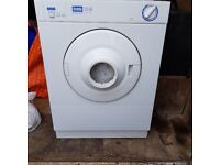 Washing machines are used or new
