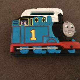 Thomas the tank engine carry case