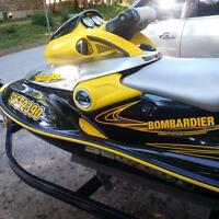 trade for my mint 2001 Seadoo XP