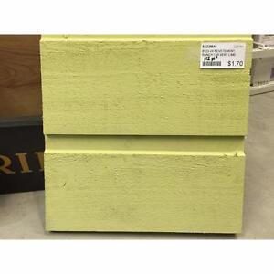 Revêtement extérieur en bois (ranch) 1 x 8 - Vert lime