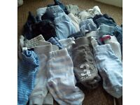 newborn boys bundle over 100 items!!