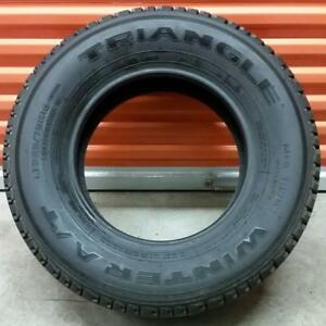 (ZH50) 1 Pneu Hiver - 1 Winter Tire LT225-75-16 Triangle 14/32