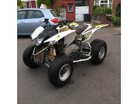 Quadzilla 320 2012 road legal quad bike, years mot