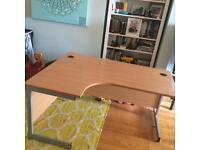 Large Lefthand Corner Desk