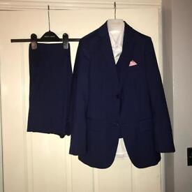 Boys 3 Piece Suit (Fit 10 year Old or Small 11 Year Old)
