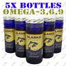 NCB Alaska Deep Sea Fish Oil Omega 3-6-9