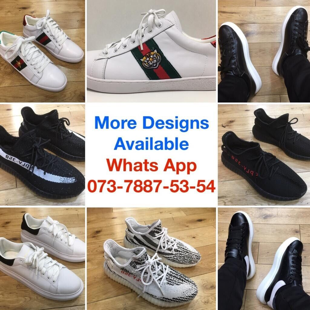 separation shoes fc55d af6d2 Alexander McQueens Gucci Trainers Shoes Adidas Yeezy sneakers London Cheap  designer runners UK essex | in Kilburn, London | Gumtree