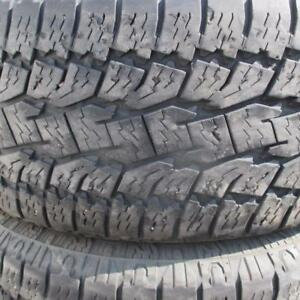 TOYO OPEN COUNTRY AT 275/55R20 TIRES 80% TREAD 275/55/20