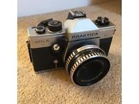 Retro Praktica MTL5 Camera