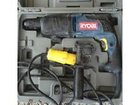 Ryobi 110v rotary hammer drill