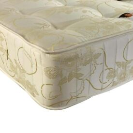 Same Day Delivery 7Days a Week Double Bed King PREMIUM Range FIRM ORTHOPAEDIC MATTRESS Headboard *