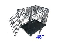 Large dog cage ideal for a German shepherd