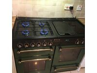 Rangemaster range cooker