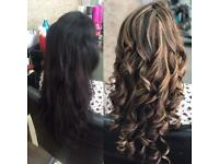 Hair Highlights Balayage ombré from £40 Fallowfield Manchester Salon
