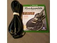 Rocksmith 2014 Xbox one with real tone cable