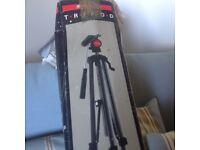 Tripod for camera or telescope