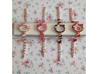 Hello Kitty Watch Bracelet Job Lot