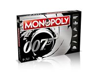007 Monopoly Brand new sealed £20 rrp online £27.99