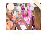 Event planning - weddings, birthday parties, anniversary parties, baby showers, corporate events