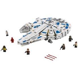 3 Bnib sets from solo movie lego star wars bundel