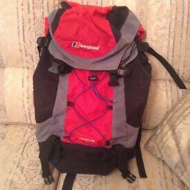 Berghaus rucksack