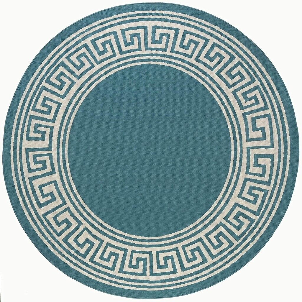 Brand New Extra Large Circular Rugs