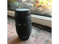 Nikon 70-210mm F4-5.6 Telephoto Autofocus Lens