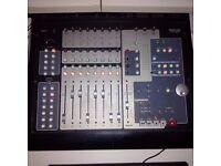 Tascam FW1884 Digital & Analogue mix desk audio interface DAW controller - 200 ovno