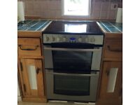 Belling Double oven.