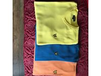 Lyle and Scott jumpers x3