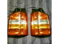 vw T5 transporter Genuine rear taillights
