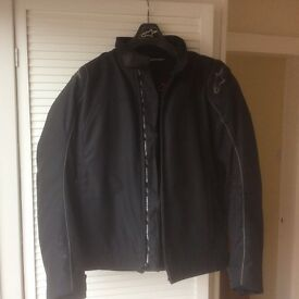 Alpine stars men's biker jacket