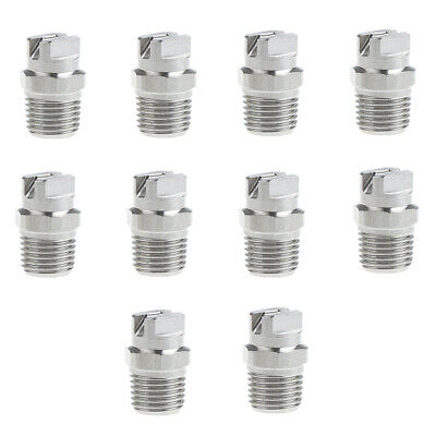 Pack Of 10 High Pressure Nozzle Tip 14 Nozzles Pressure Washer Accessories