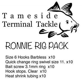 Ronnie rig packs