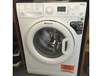 Hot point washing machine 1 year old with 2 years warranty
