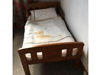 John Lewis Boris toddler/junior bed for sale