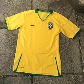 Brazil football t shirt