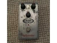 Rothwell Hellbender Guitar Overdrive Pedal