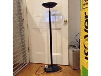 Uplighter floor lamp