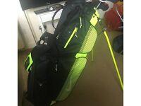Nike VRS Covert Irons + Nike Stand Bag