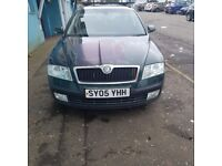 Skoda, OCTAVIA, Estate, 2005, Manual, 1968 (cc), 5 doors