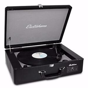 Archer Vinyl Record Player Classic Turntable