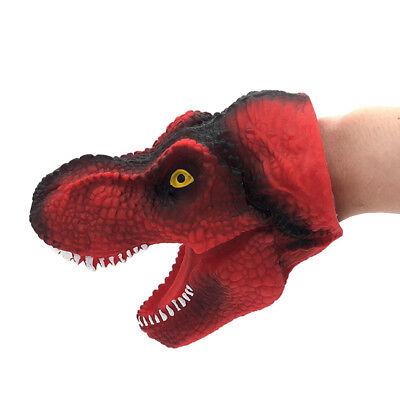 dpuppe T Rex Handschuhe für Kinderparty Witzspiel Spaß (T Rex Dinosaurier Für Kinder)