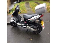 peugeot speedfight 100cc 10 months mot drives spot on £450 ono