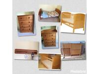 Nursery furniture bundle