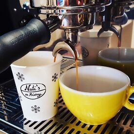 Front of House/Barista - immediate start
