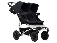 NEW Mountain Buggy Duet V3