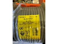 Electric tails cable in blue